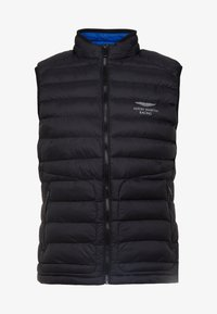 Hackett Aston Martin Racing - GILET - Weste - black - 4