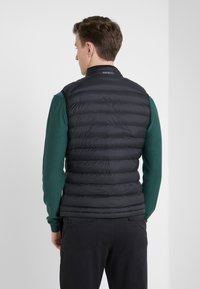 Hackett Aston Martin Racing - GILET - Weste - black - 2
