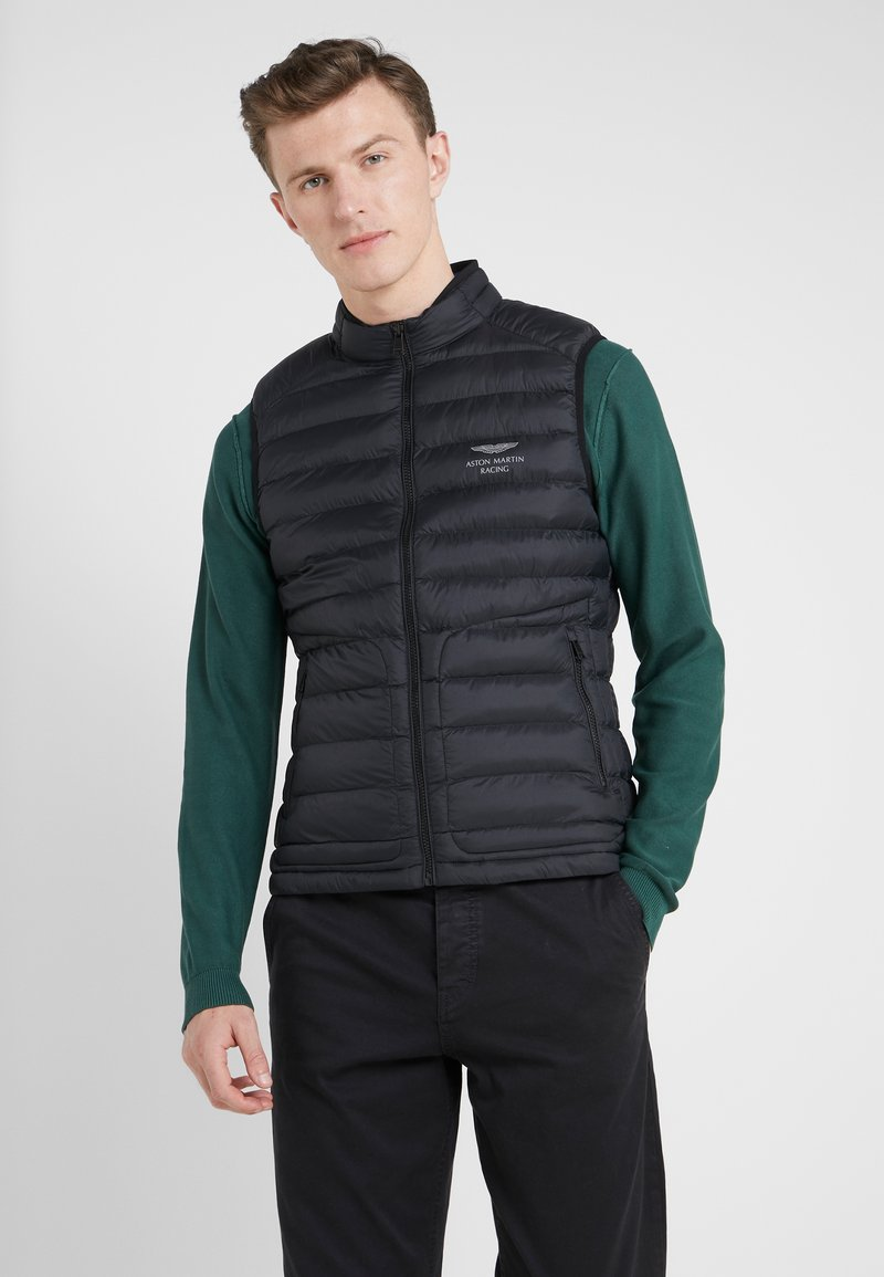 Hackett Aston Martin Racing - GILET - Weste - black