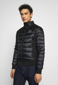 Hackett Aston Martin Racing - HYBRID - Zimní bunda - black - 0