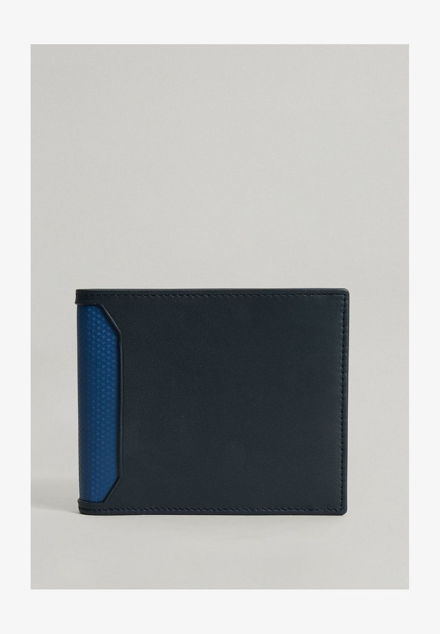 Wallet - navy/blue
