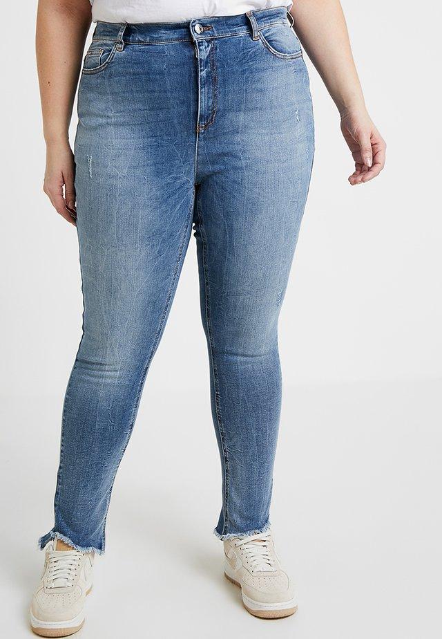 IDEALE - Jeans Skinny Fit - sky blue