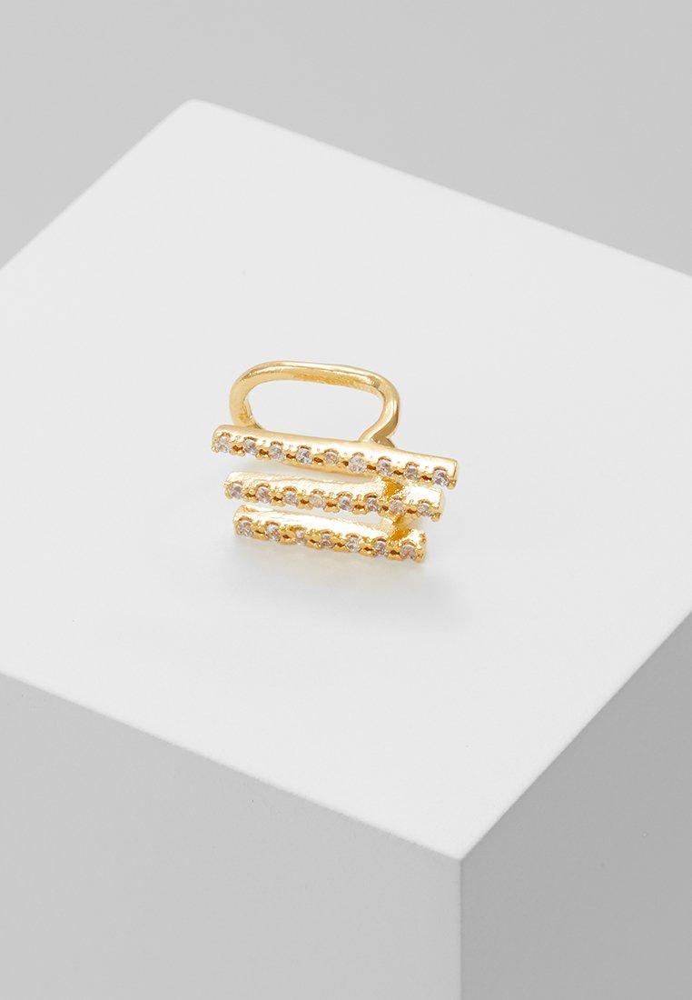 Astrid & Miyu - ARMOUR - Boucles d'oreilles - gold-coloured