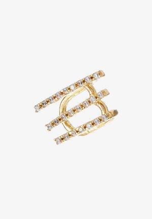ARMOUR - Náušnice - gold-coloured