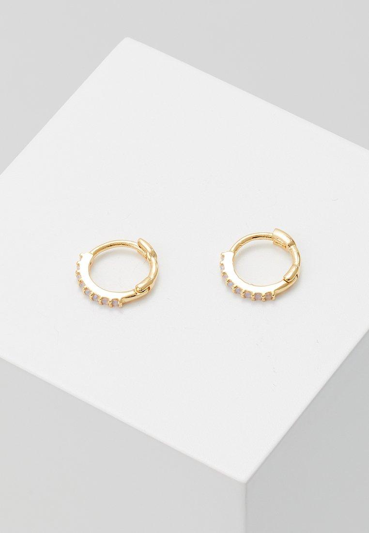 Astrid & Miyu - MYSTIC HUGGIES - Ohrringe - gold-coloured