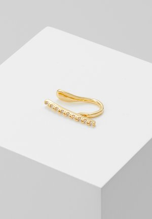THE THIN LINE EAR CUFF - Boucles d'oreilles - gold-coloured
