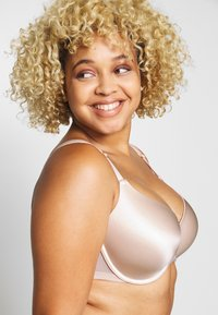 Ashley Graham Lingerie by Addition Elle - ESSENTIAL ICON BRA - T-shirt bra - morganite - 3