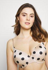 Ashley Graham Lingerie by Addition Elle - FASHION ICON BRA - Underwired bra - sunkissed - 3