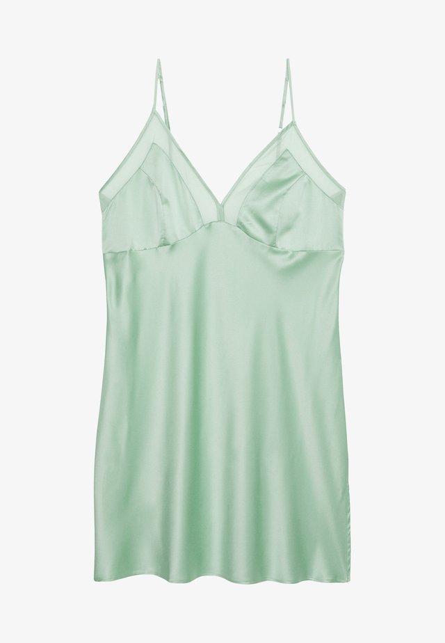 FASHION SLEEP - Noční košile - frosty green