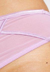 Ashley Graham Lingerie by Addition Elle - String - lavender frost - 4