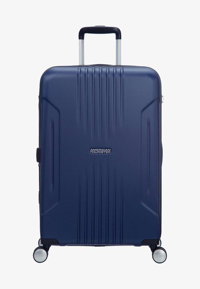 TRACKLITE - Wheeled suitcase - dark navy