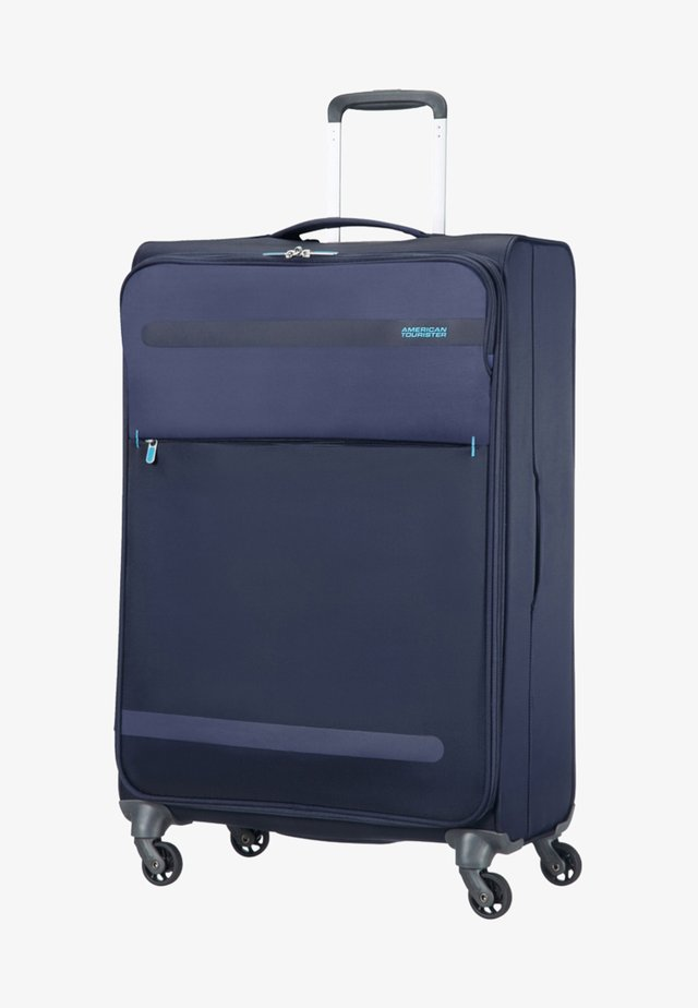SUPER  - Wheeled suitcase - midnight blue