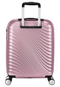 American Tourister - MIT 4 ROLLEN - Wheeled suitcase - metallic pink - 1