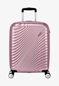 American Tourister - MIT 4 ROLLEN - Wheeled suitcase - metallic pink - 0
