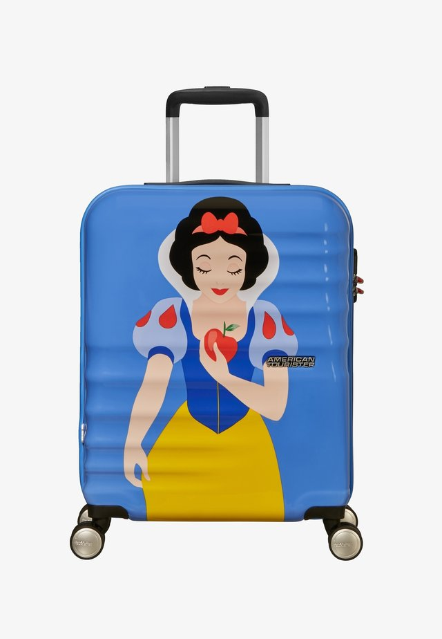 WAVEBREAKER DISNEY - Wheeled suitcase - dark blue