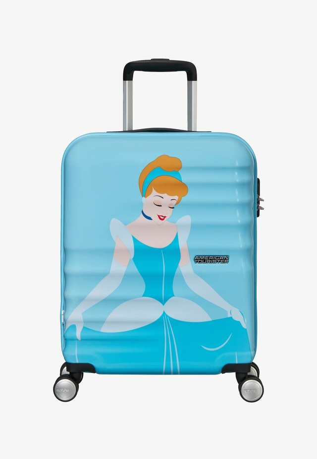 WAVEBREAKER DISNEY - Wheeled suitcase - blue