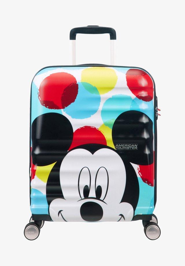 WAVEBREAKER DISNEY - Wheeled suitcase - mickey close-up