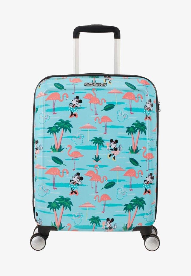 FUNLIGHT DISNEY - Wheeled suitcase - light blue