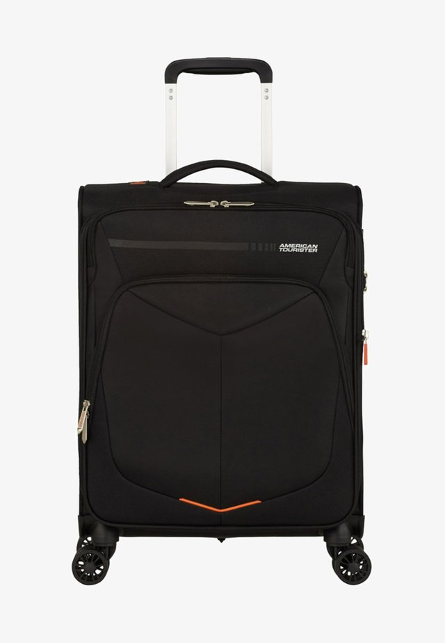 MIT 4 ROLLEN - Wheeled suitcase - black