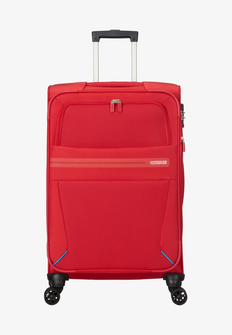 American Tourister - SPINNER  - Trolley - ribbon red