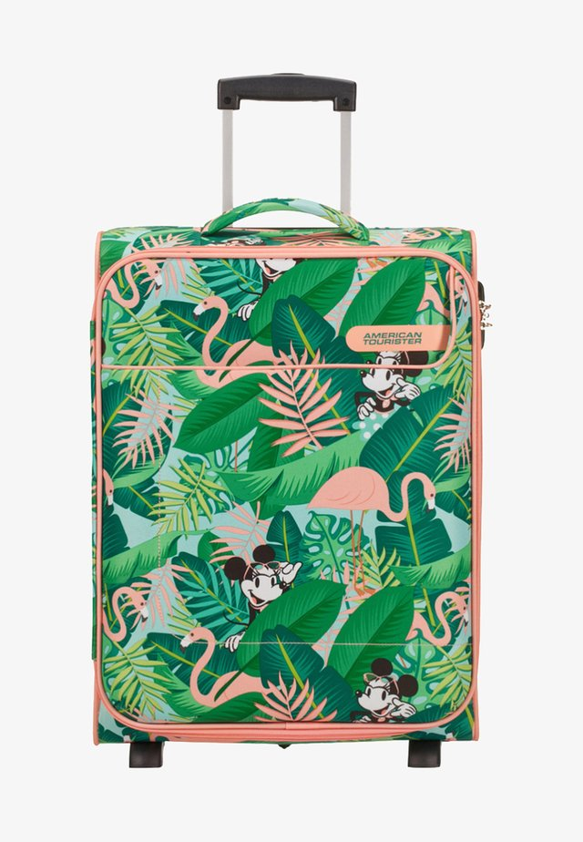 Wheeled suitcase - minnie miami palms