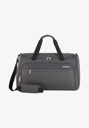 Holdall - charcoal grey