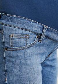 ATTESA - STRAIGHT - Jeans a sigaretta - blue - 5