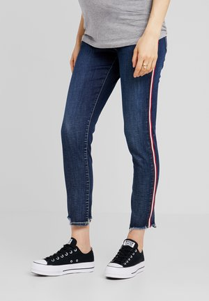 BANDA - Slim fit jeans - blue