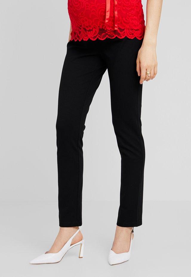 PANT MILANO - Pantalon classique - black