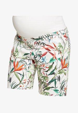 RASO FANTASIA - Shorts - white
