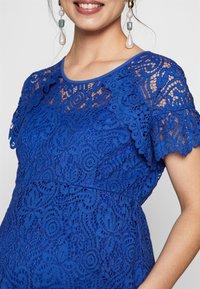 ATTESA - PIZZO - Sukienka letnia - royal blue - 5