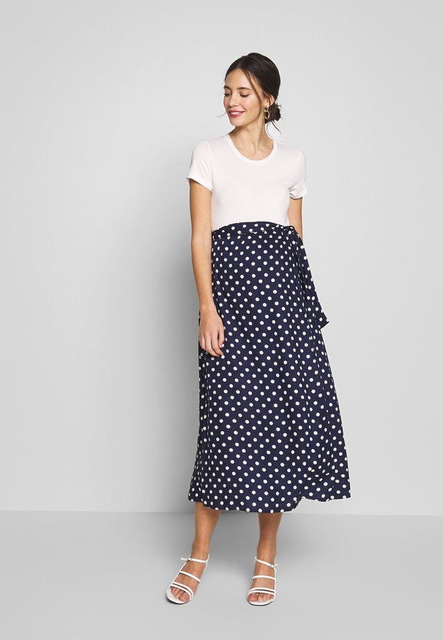 GONNA POIS - Day dress - navy