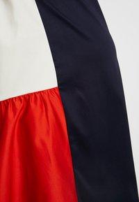 ATTESA - Jersey dress - navy - 6