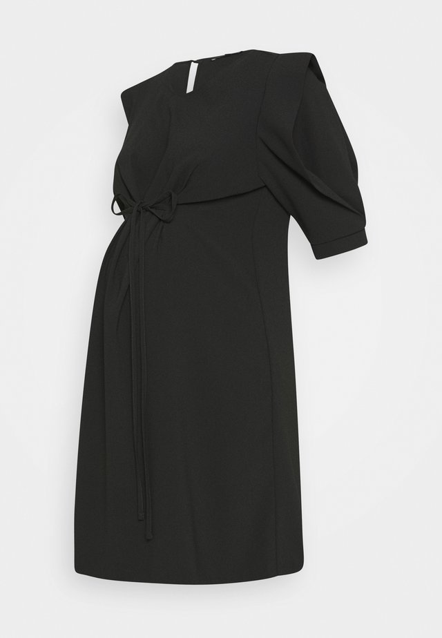 MANICA PETALO - Day dress - black
