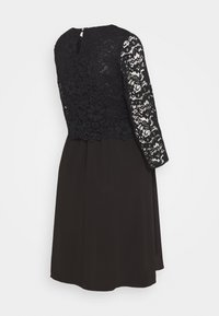 ATTESA - CORTO - Cocktail dress / Party dress - black - 1
