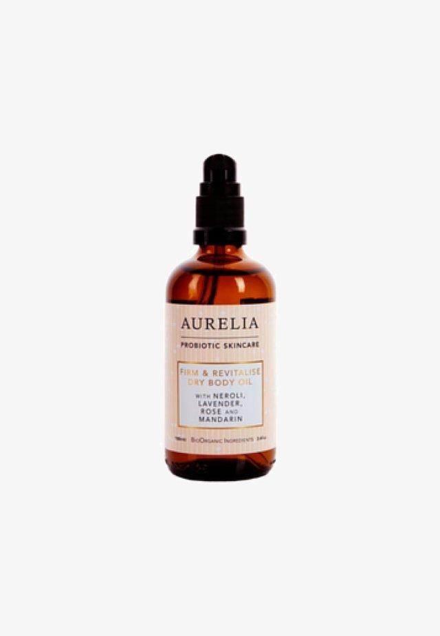 AURELIA PROBIOTIC SKINCARE AURELIA FIRM & REVITALISE DRY BODY OI - Body oil - transparent
