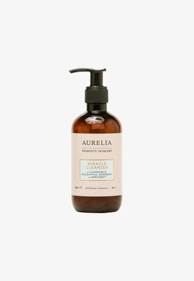 AURELIA PROBIOTIC SKINCARE AURELIA MIRACLE CLEANSER - Face scrub - transparent