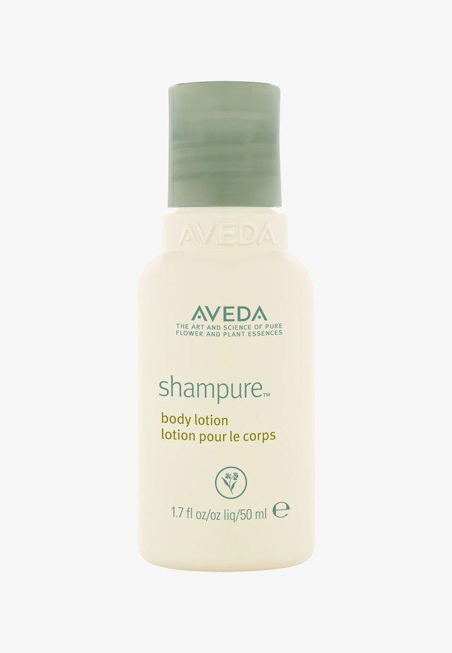 SHAMPURE™ BODY LOTION  - Fugtighedscreme - -