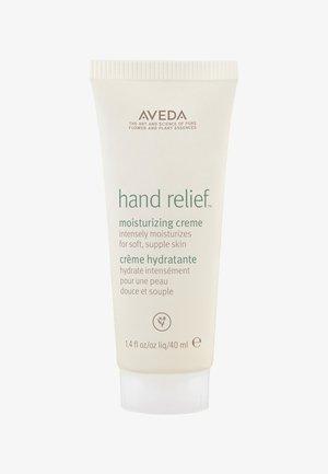 HAND RELIEF™ MOISTURIZING CREME  - Hydratatie - -