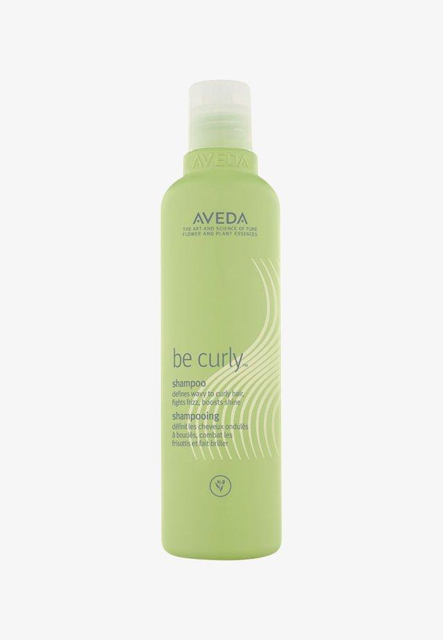 BE CURLY™ SHAMPOO - Shampoo - -