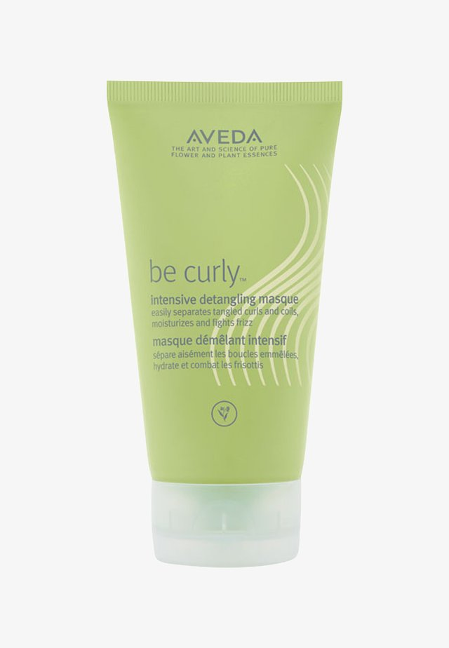 BE CURLY™ INTENSIVE DETANGLING MASQUE  - Haarkur - -