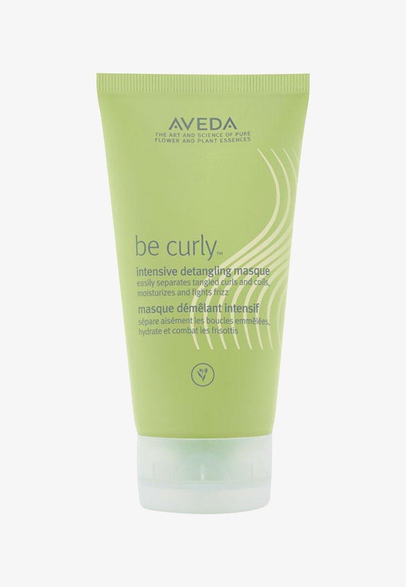 Aveda - BE CURLY™ INTENSIVE DETANGLING MASQUE  - Hårmaske - -