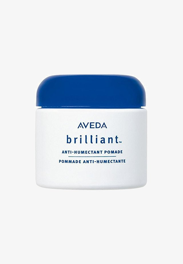BRILLIANT™ ANTI-HUMECTANT POMADE  - Styling - -
