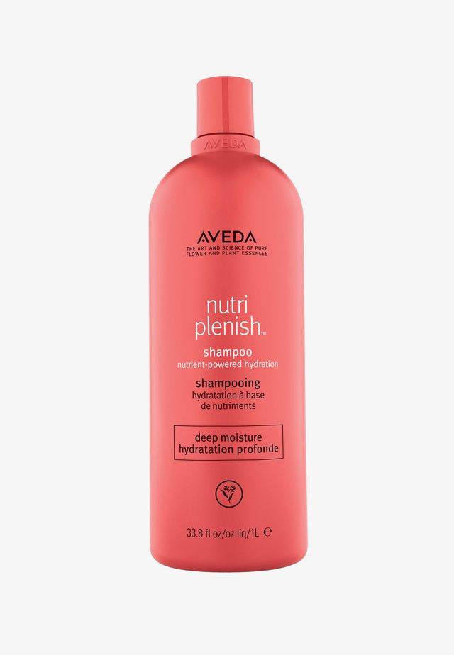 NUTRIPLENISH HYDRATING SHAMPOO DEEP MOISTURE  - Shampoo - -