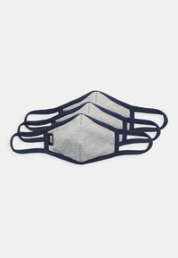 Maximo - KIDS FACEMASK 3 PACK - Community mask - grey/dark blue - 0