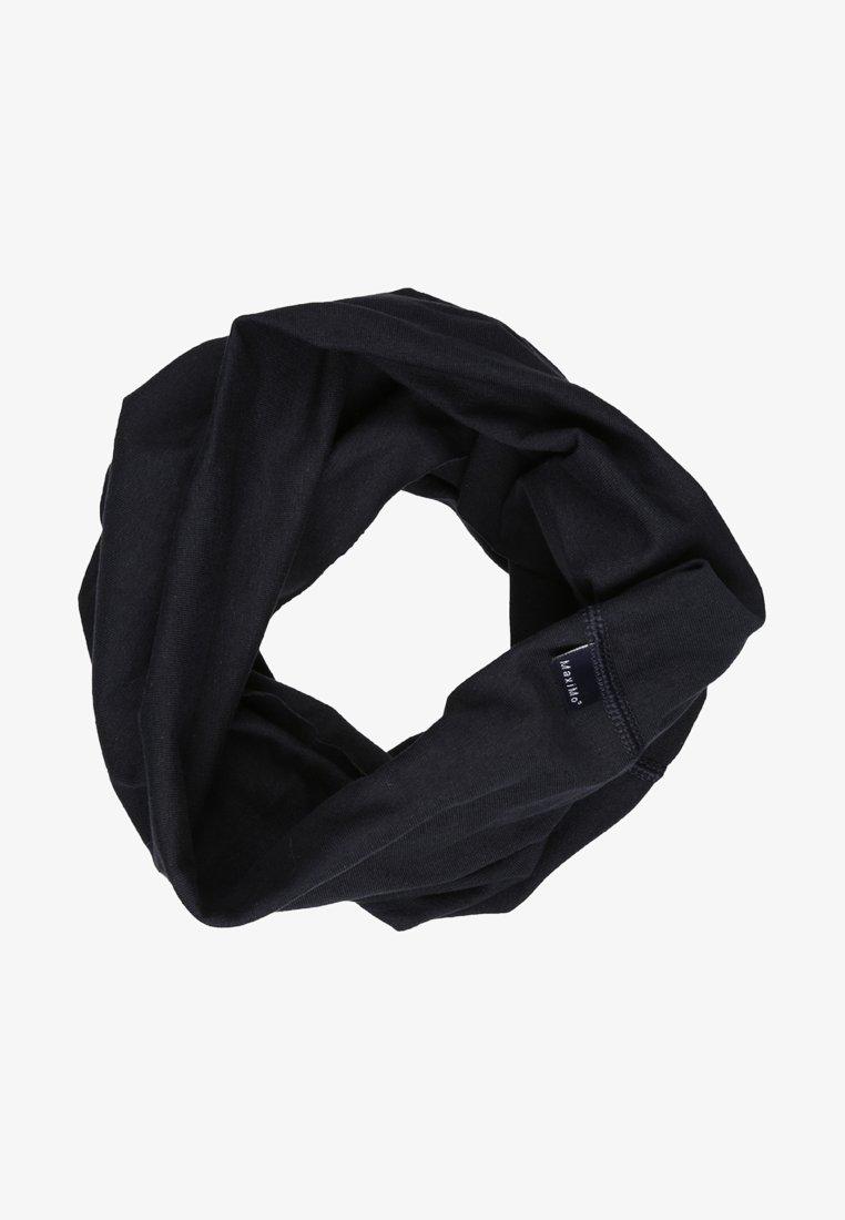 Maximo - Tubehalstørklæder - dunkelmarine