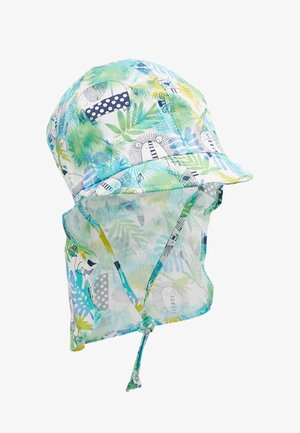KIDS NACKENSCHUTZ SAFARI - Bonnet - multi-coloured