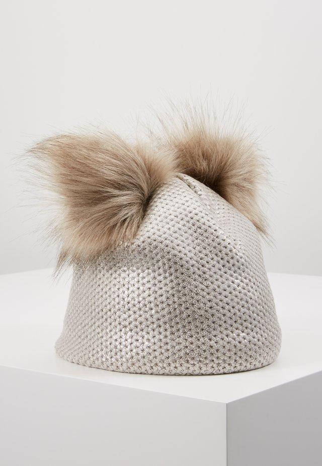 KIDS GIRL  - Bonnet - silber