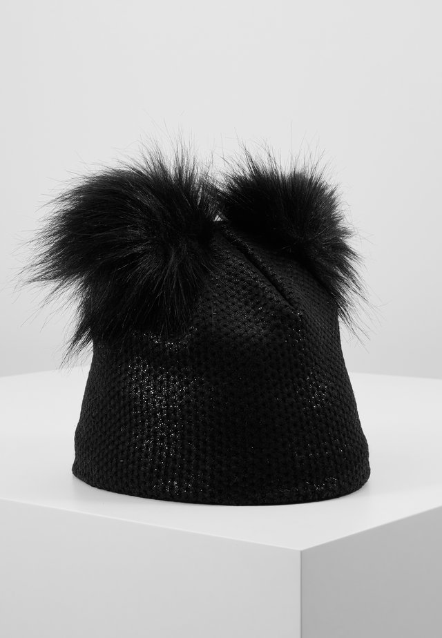 KIDS GIRL  - Bonnet - schwarz