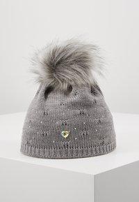 Maximo - TEENS - Mütze - grau meliert - 0